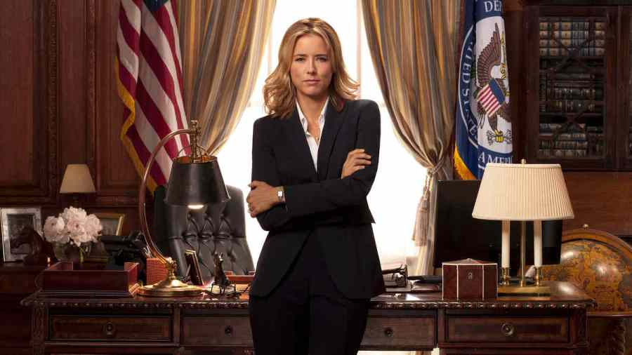 Madam Secretary Is (sort of) Worth Watching