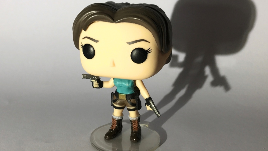 #FigureReview: Lara Croft Pop! Vinyl