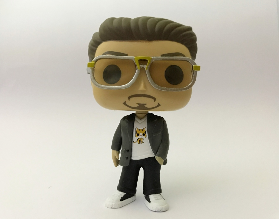 #FigureReview: Tony Stark Funko Bobblehead