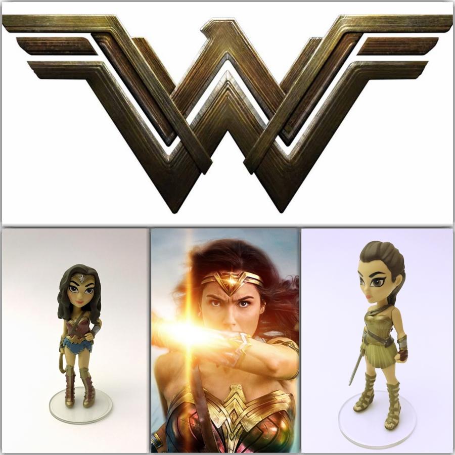 Figure Review: Wonder Woman RockCandy