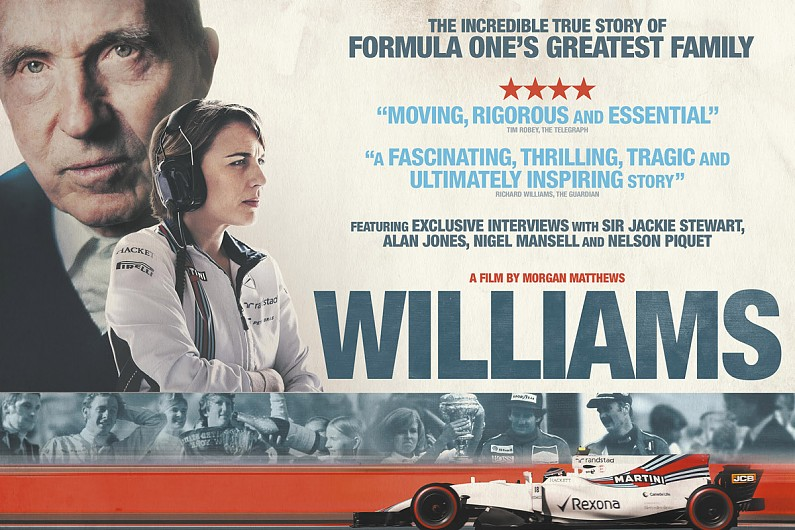 Review: Williams F1 Documentary