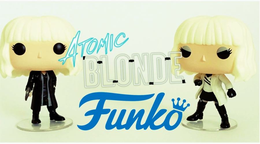 Figure Review: Atomic Blonde, Funko