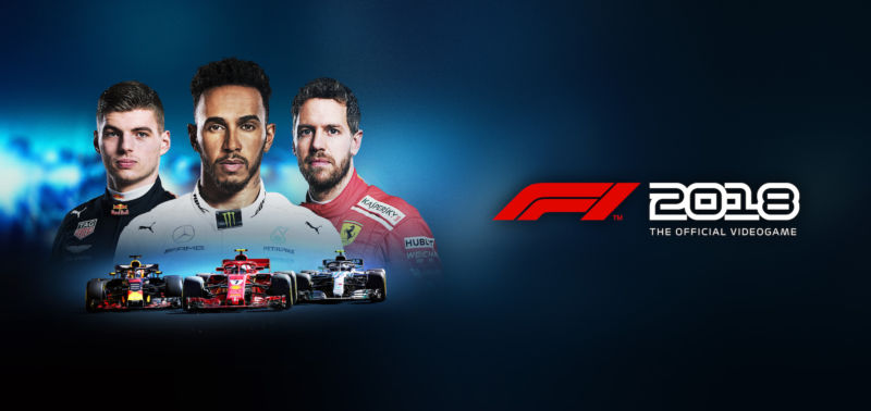 Game Review: F1 2018