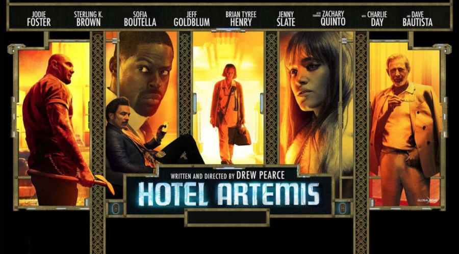Film Review: Hotel Artemis